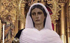 La parroquia de San Andrés celebra la fiesta de Santa Marta
