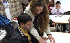 La Red de Apoyo a la Educación, obra social de CEU Andalucía para el curso 2016-17