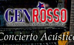 Gen Rosso en concierto en Alcalá de Guadaíra