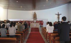 Misa de Navidad del ISCR