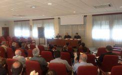 Sesión ordinaria del Consejo Presbiteral
