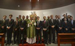 Quince nuevos seminaristas en la Archidiócesis