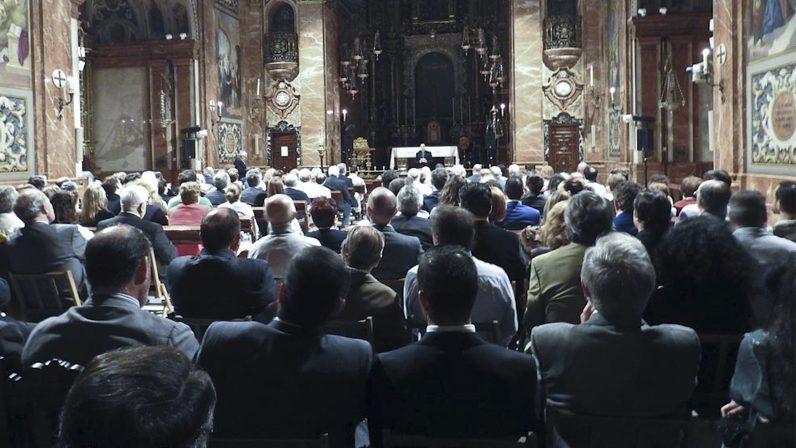 Catequesis audiovisuales marianas en la Macarena