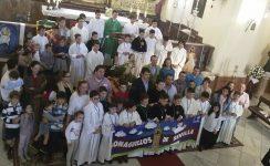 Mons. Asenjo anima a participar en la Escuela de Monaguillos
