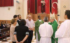 Comienza el primer año de Misión Popular en la Parroquia de San José de Morón de la Frontera