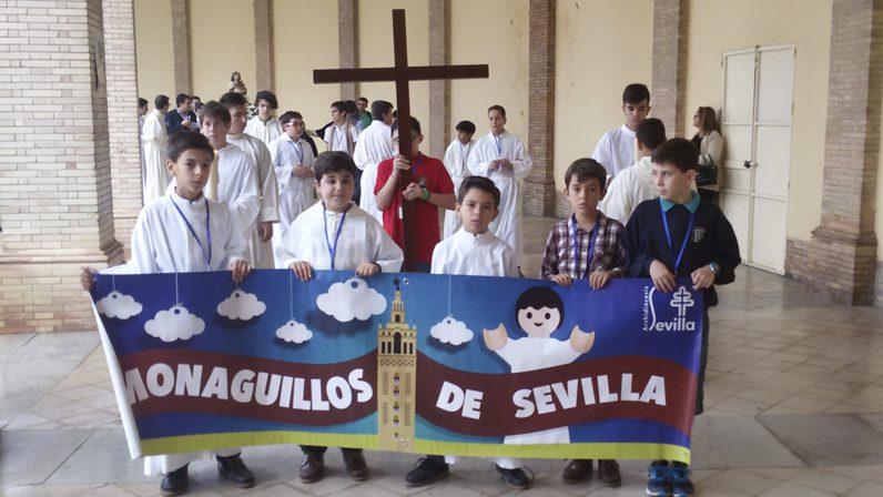 Se inicia la Escuela de Monaguillos del Seminario Menor