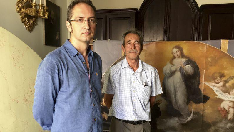 Murillo regresa a Santa María la Blanca