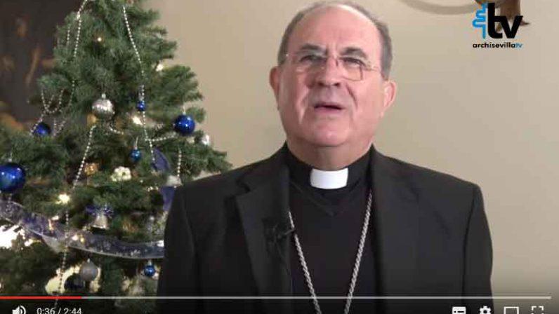 Mensaje de Navidad del Arzobispo de Sevilla