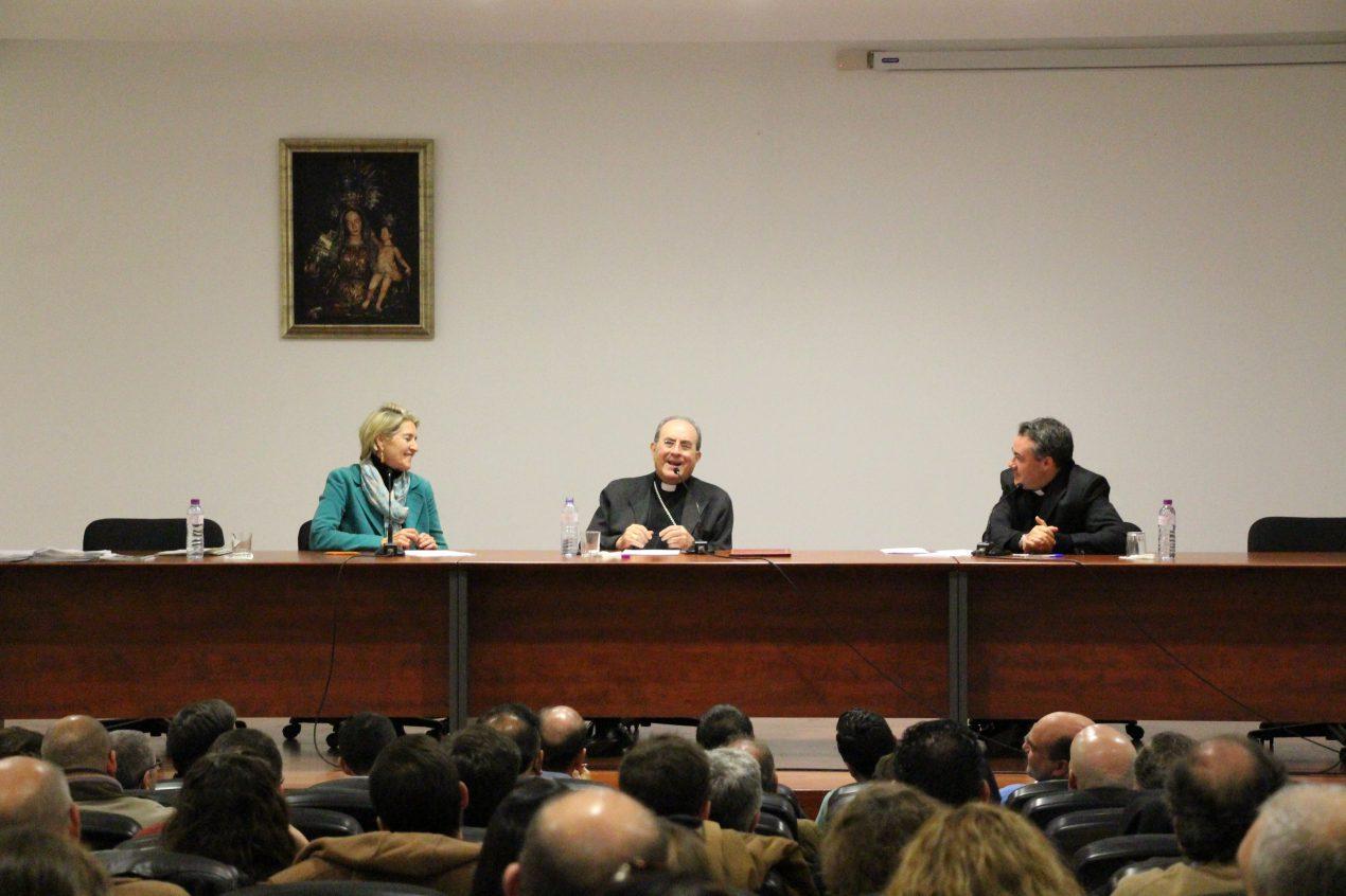 Clausura del Seminario de Medios de Comunicación 'Beato Marcelo Spínola'