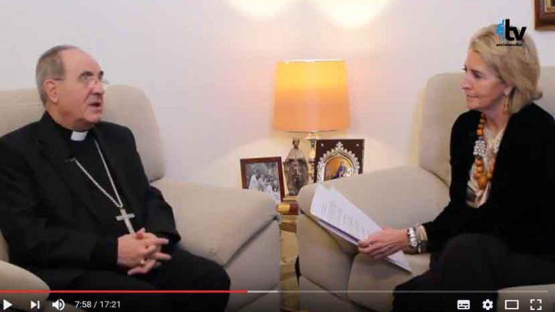 Entrevista al Arzobispo de Sevilla (1ª parte)