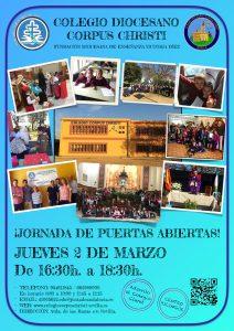 Cartel PUERTAS ABIERTAS 17/18 copia