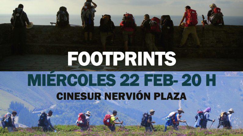 Continúa la III Muestra de Cine Espiritual con la exhibición de 'Footprints'