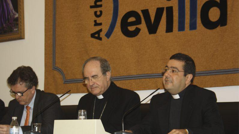 Rueda de Prensa de la presentación del Protectorado Canónico