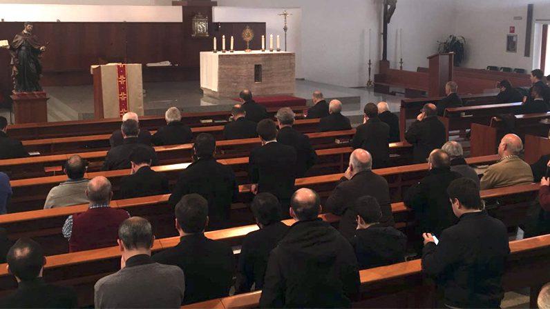 Retiro sacerdotal como preparación de la Cuaresma