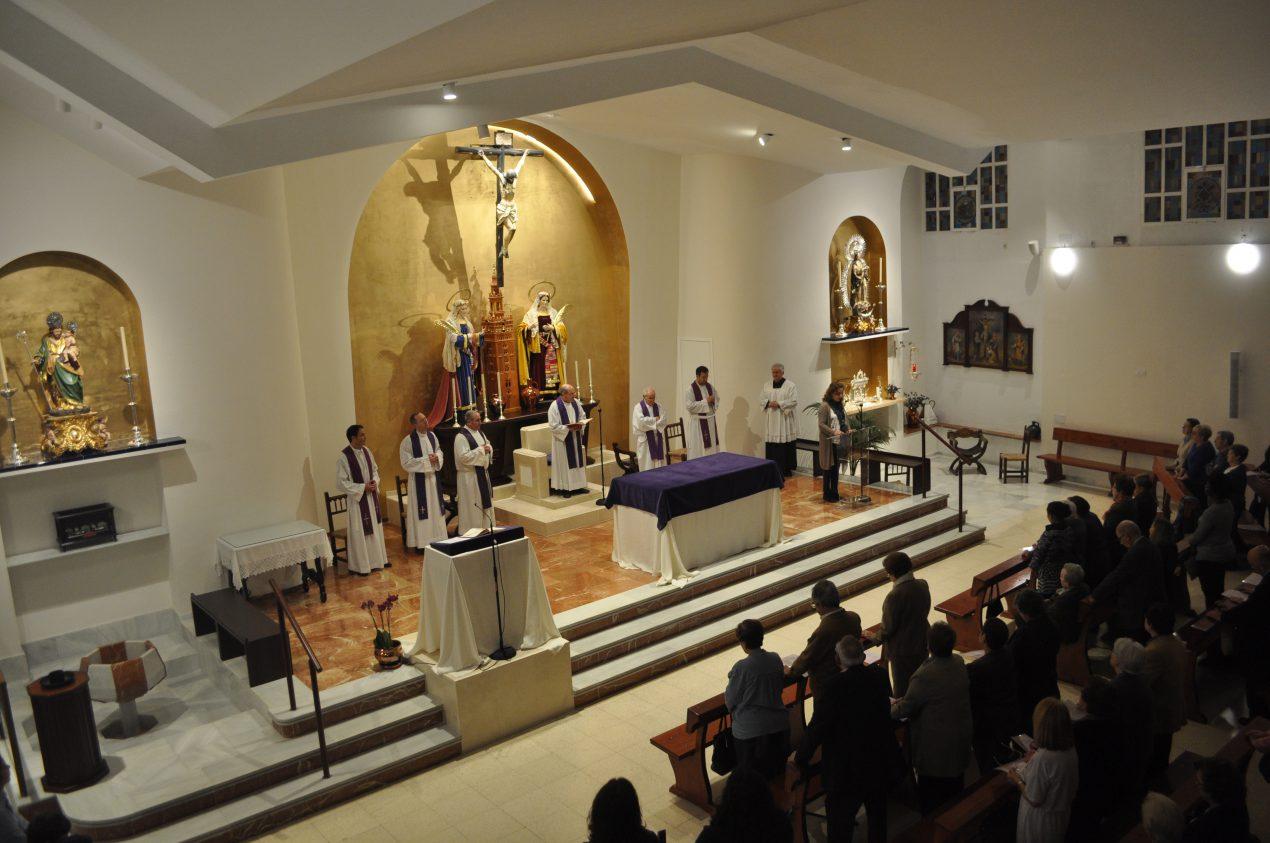 Visita Pastoral a la Parroquia de las Santas Justa y Rufina