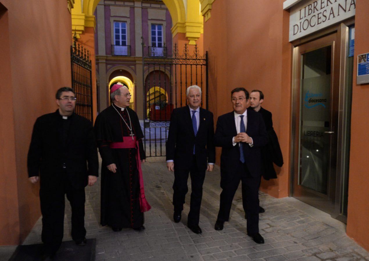 Vía Crucis del Consejo de Hermandades y Cofradías 2017