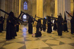 Estaciones de penitencia en la Catedral de Sevilla (y II)
