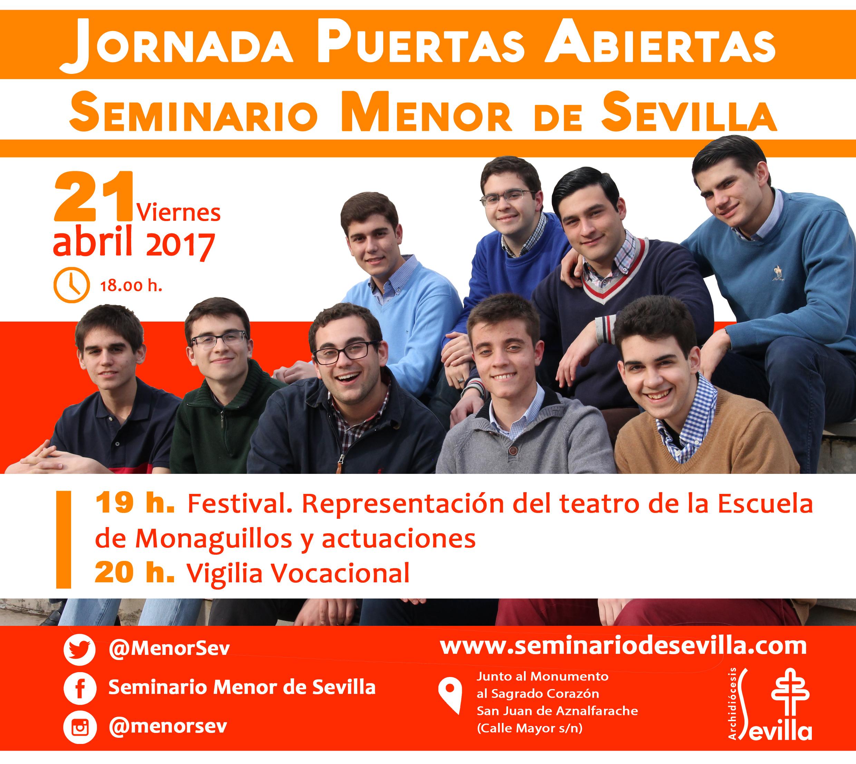 Jornada Puertas Abiertas Seminario Menor 2017_