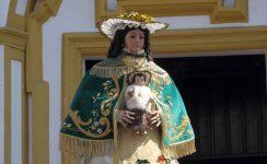 Venida de Santa María de Escardiel a Castilblanco de los Arroyos