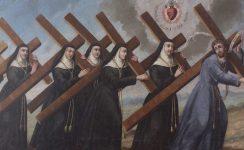 La Hermandad de la Antigua inicia su programación de Via Crucis en conventos de clausura durante la Cuaresma