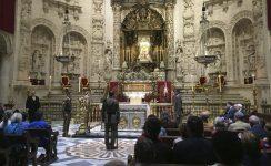 Triduo en honor de San Fernando en la Catedral