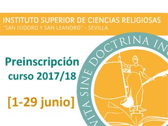 banner ISCR preinscripcion 2017-18 final prueba