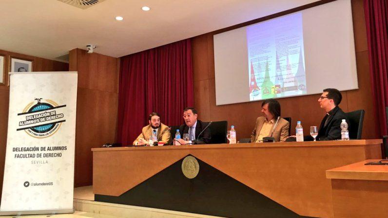 El Derecho de las Cofradías a debate en la Universidad de Sevilla