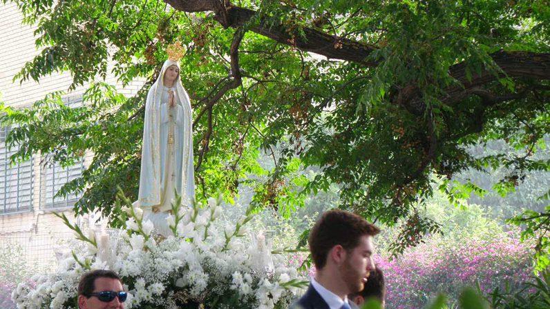 Celebración del centenario de las apariciones de Fátima en la Archidiócesis de Sevilla