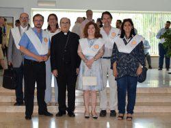 Misa de final de curso del ISCR