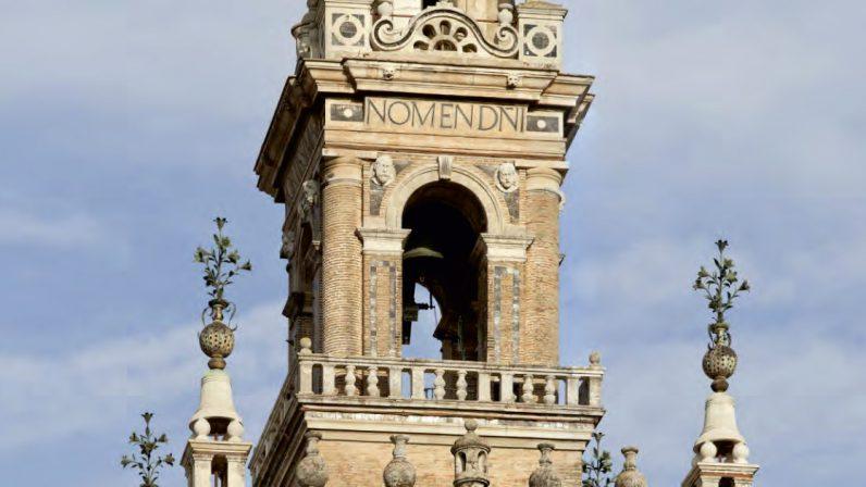 Intervenciones en la Catedral de Sevilla (junio 2017)