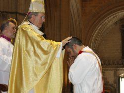 Ordenaciones sacerdotales en la Catedral