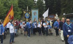 Peregrinación a Lourdes de la Hospitalidad diocesana