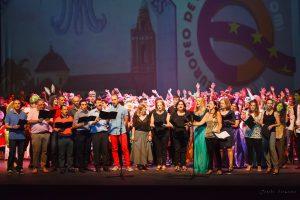 Musical Fin de Curso (Claustro de Profesores y alumnos)
