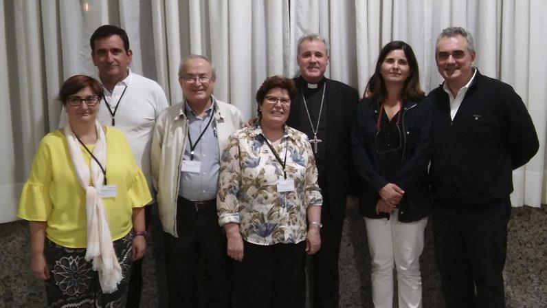 La Pastoral Familiar diocesana participa en las Jornadas de Atención y Cuidados Paliativos