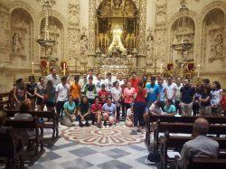 Los jóvenes de la Archidiócesis se preparan para el Camino de Santiago