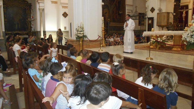 Colegio diocesano Ntra. Sra. de las Nieves (Los Palacios): Un colegio con reconocimiento