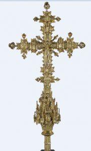 cruz procesional osuna