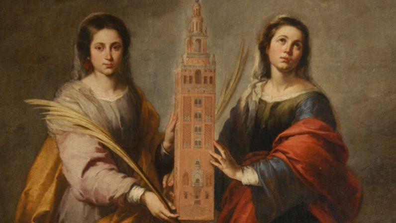 El próximo lunes se celebra la festividad de las Santas Justa y Rufina, Patronas de la ciudad de Sevilla