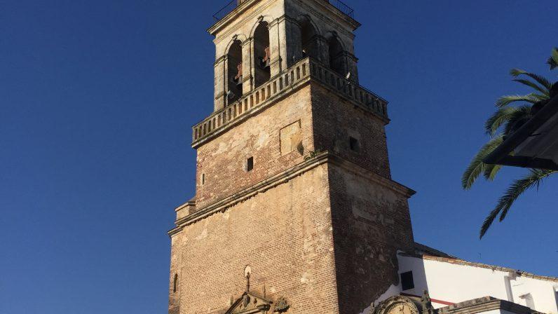 IGLESIA DE SANTA MARÍA DE LA ENCARNACIÓN (Constantina, Sevilla)
