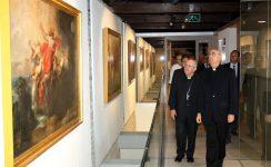 El Obispo auxiliar bendice las nuevas dependencias de la Parroquia del Sagrario de la Catedral