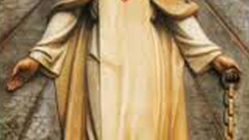 Virgen de la Merced, Virgen de la liberación