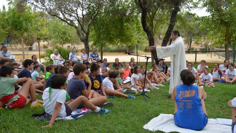 Campamento parroquial de la Asunción de Osuna