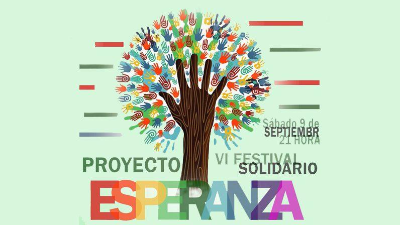 VI Festival Solidario a beneficio de las parroquias de Estepa