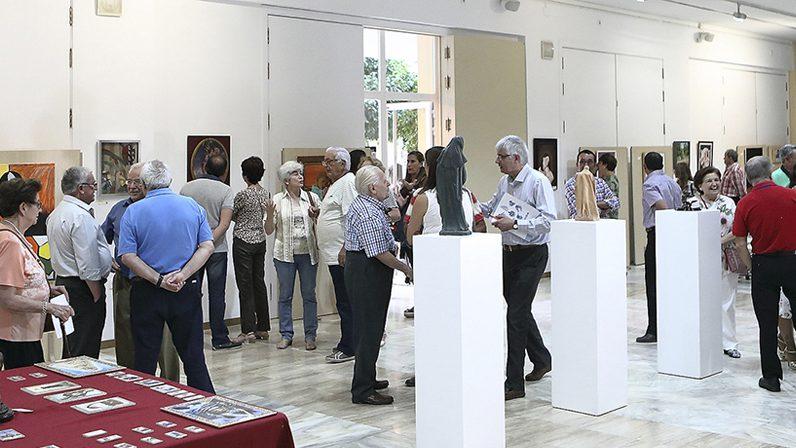 II Muestra Luis Tomás Rubio 'La Vida en el arte' a favor de Pro-Vida