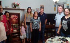 Las familias de El Priorato se consagran al Sagrado Corazón de Jesús