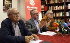 Día de las Personas sin Hogar: Las Cáritas andaluzas atendieron a 5.800 personas sin hogar en 2016