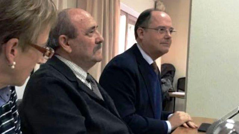 Enrique Belloso participa en la XXV asamblea nacional del Foro de Laicos