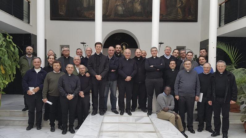 Treinta sacerdotes participan en la convivencia 'Discípulos y apóstoles'