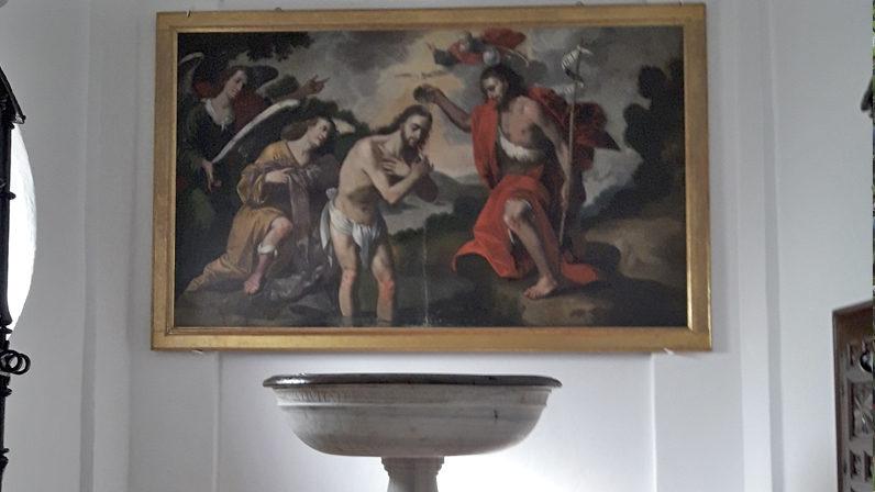 El Bautismo de Cristo vuelve a Las Cabezas de San Juan