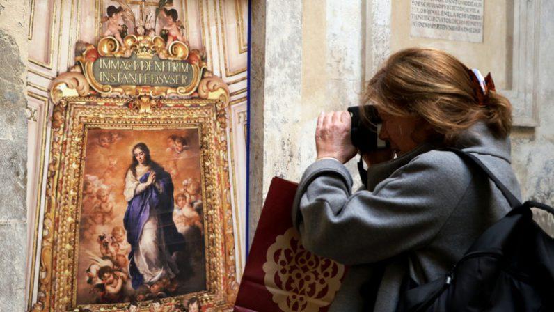 Solemnidad de la Inmaculada Concepción en la Catedral